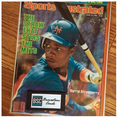 Darryl Strawberry Sports Illustrated