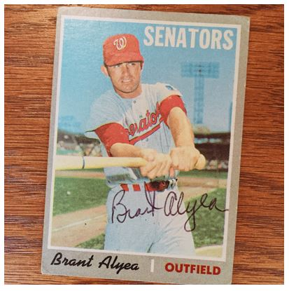 Brant Alyea TTM Success