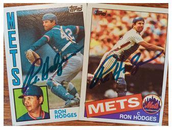 Ron Hodges TTM Success