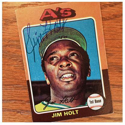 Jim Holt TTM Success