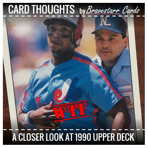 1990 Upper Deck WTF Moments