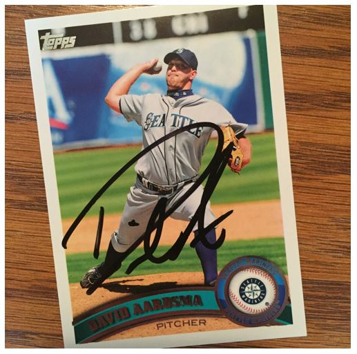 David Aardsma TTM Success