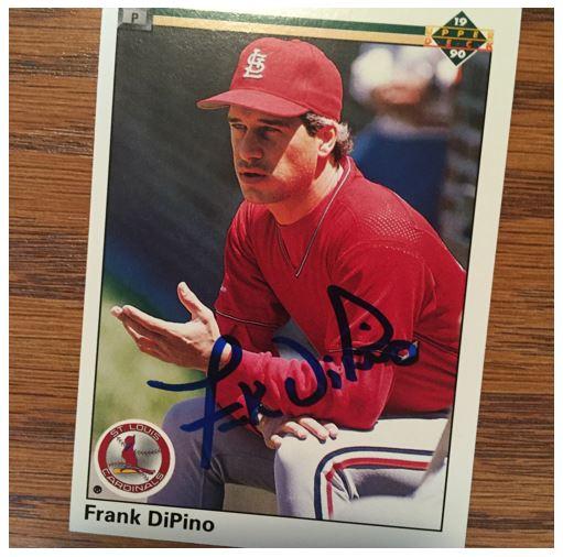 Frank DiPino TTM Success