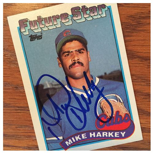 Mike Harkey TTM Success
