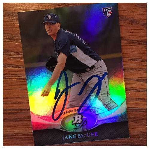 Jake McGee TTM Success