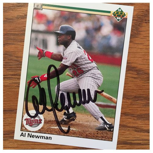 All Newman TTM Success