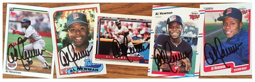 Al Newman TTM Success