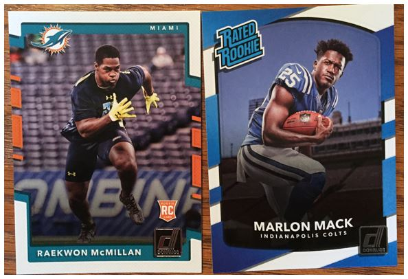 2017 Donruss Football Rookies