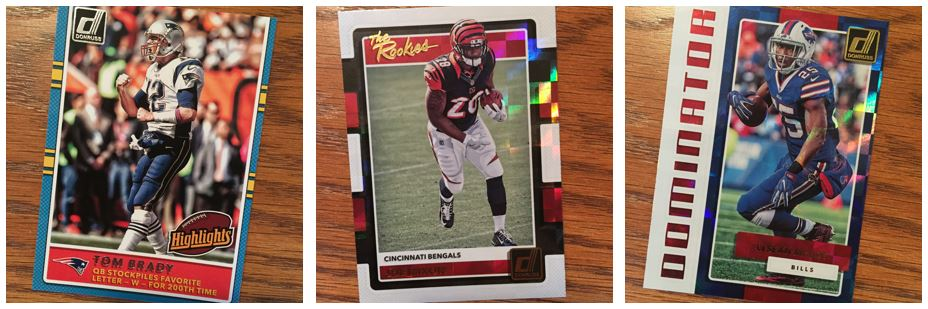 2017 Donruss Football Insert