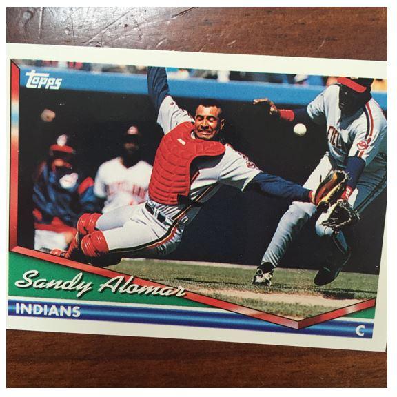1994 Topps Baseball Failures