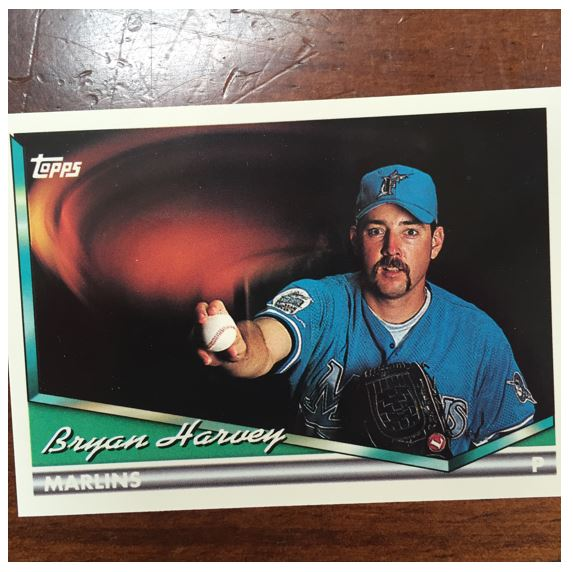 1994 Topps WTF