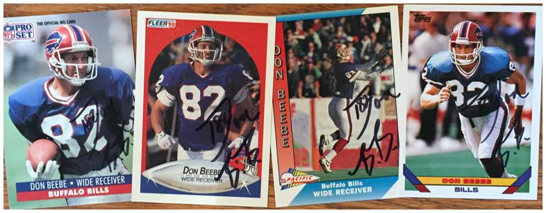 Don Beebe TTM Success