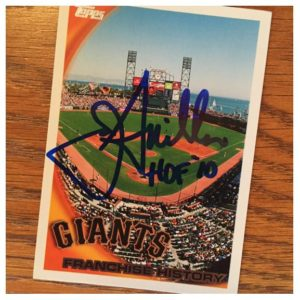 Jon Miller TTM Success
