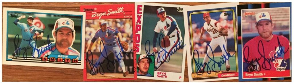 Bryn Smith TTM Success