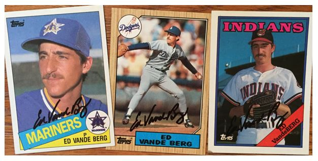 Ed Vande Berg TTM Success