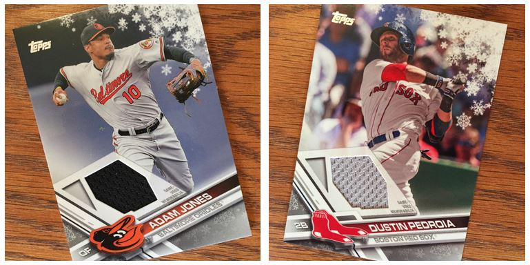 2017 Topps Holiday
