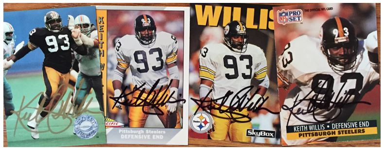 Keith Willis TTM Success