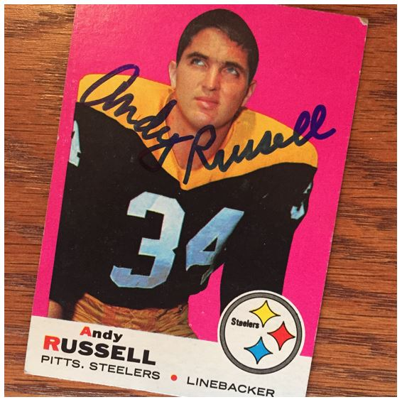 Andy Russell TTM Success