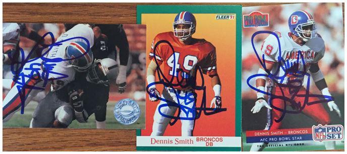Dennis Smith TTM Success