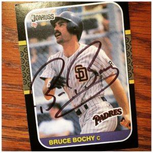 My Best Nine: Bruce Bochy