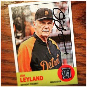 My Best Nine: Jim Leyland