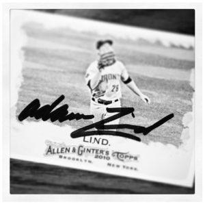 My Best Nine: Adam Lind