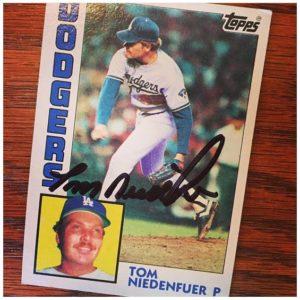 My Best Nine: Tom Niedenfuer