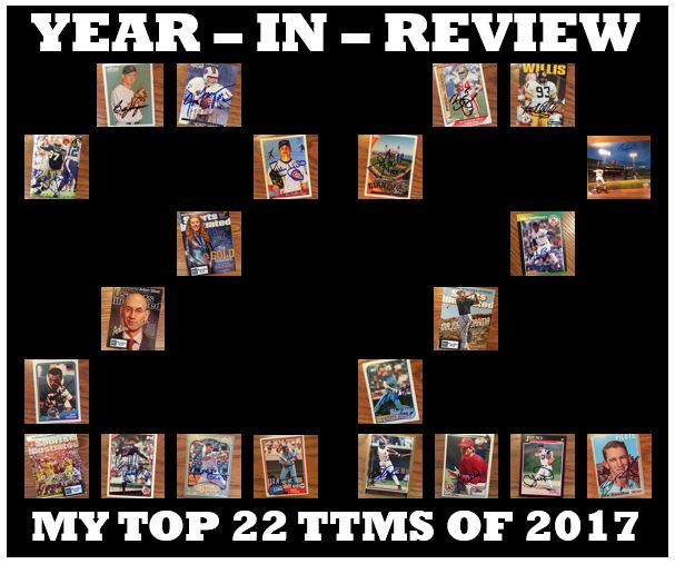 Top 22 TTMs of 2017