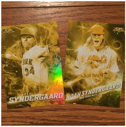 2017 Topps Fire Inserts