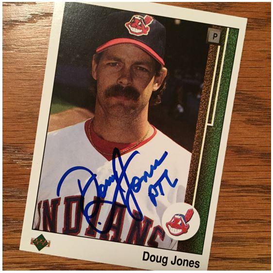 Doug Jones TTM Success