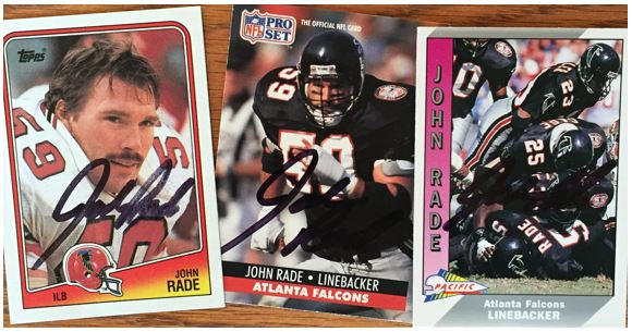 John Rade TTM Success